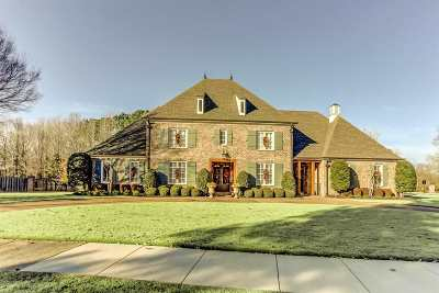 Collierville Single Family Home For Sale: 2905 Bentwood Oak