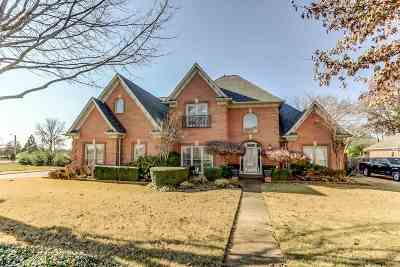 Collierville Single Family Home For Sale: 555 Kenrose