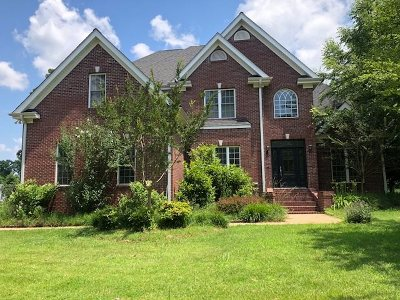 Selmer Single Family Home For Sale: 840 Oxford Creek