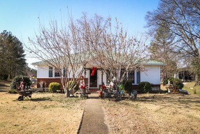 Adamsville Single Family Home For Sale: 473 Old Shiloh