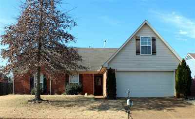 Shelby County Single Family Home For Sale: 5473 Milton Ridge