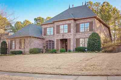 Shelby County Single Family Home For Sale: 9981 Bentwood Creek