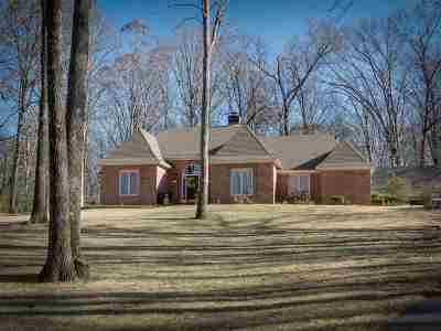 Bartlett Single Family Home For Sale: 4622 Old Hickory Trail