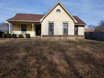 Memphis Single Family Home For Sale: 6378 Creek Mist