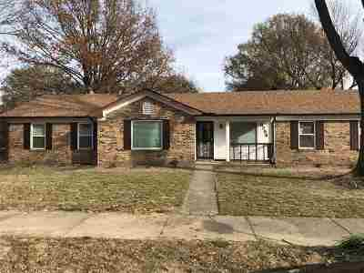 Memphis Single Family Home For Sale: 3294 Nora Lee