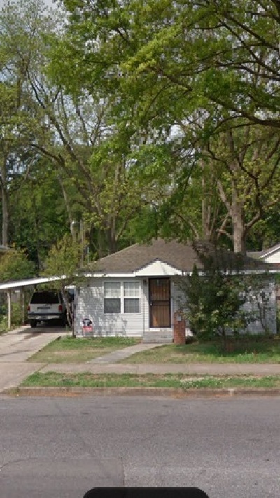 Memphis Single Family Home For Sale: 847 Stratford