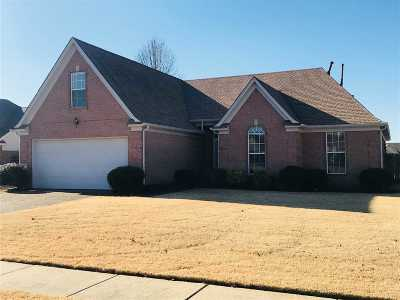 Memphis Single Family Home For Sale: 5263 Gemstone