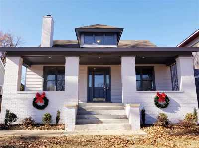 Memphis Single Family Home For Sale: 357 Angelus