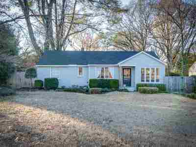 Memphis Single Family Home For Sale: 1049 Colonial