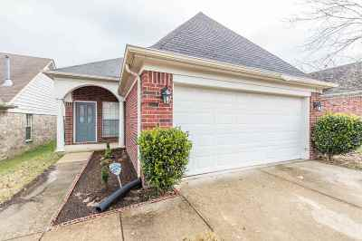 Memphis Single Family Home For Sale: 2786 Maggie Woods