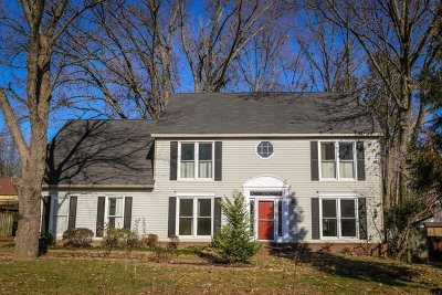 Collierville Single Family Home For Sale: 420 Oak