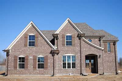 Olive Branch Single Family Home For Sale: 8122 Wisteria