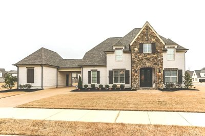 Collierville Single Family Home For Sale: 866 Cypress Pond