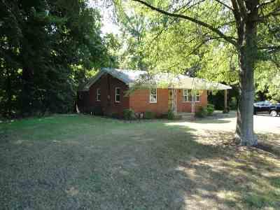 Covington Single Family Home For Sale: 2522 McWilliams