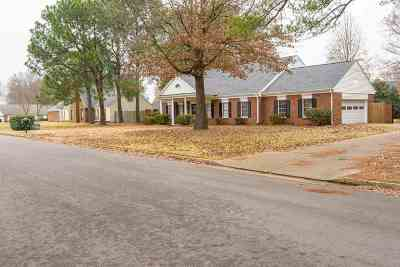 Germantown Single Family Home For Sale: 7640 Ashstone