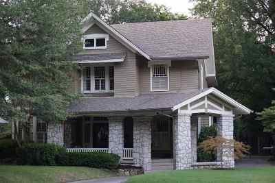 Memphis Single Family Home For Sale: 1412 Harbert