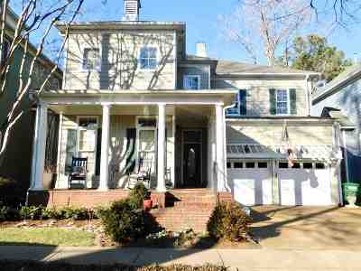 Memphis Single Family Home For Sale: 142 Harbor Isle