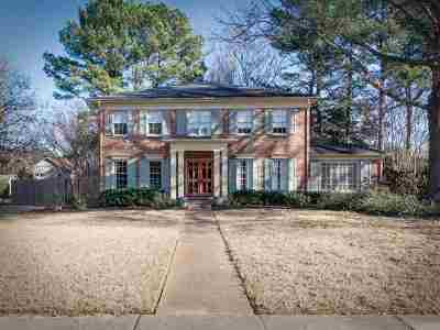 Memphis Single Family Home For Sale: 2100 Old Lake