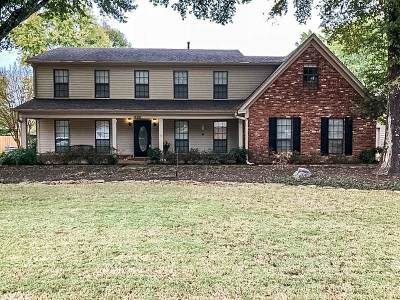 Collierville Single Family Home For Sale: 320 W White