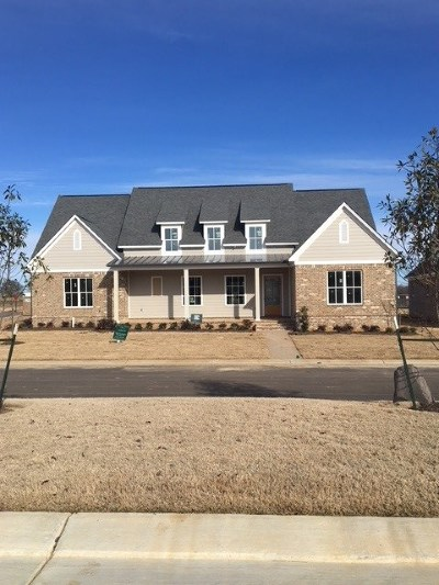 Piperton Single Family Home For Sale: 125 Sunflower View