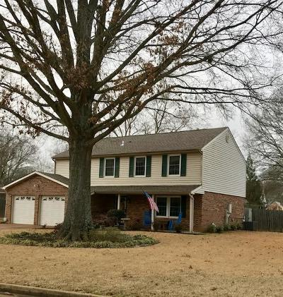 Germantown Single Family Home For Sale: 3049 Circle Gate