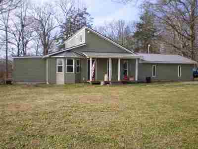 Morris Chapel Single Family Home For Sale: 27115 Hwy 69