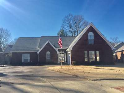 Bartlett Single Family Home For Sale: 3471 Stonehollow