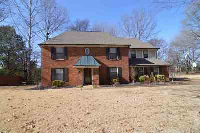 Collierville Single Family Home For Sale: 10553 Tenby