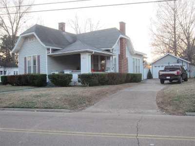 Covington Single Family Home For Sale: 721 Main