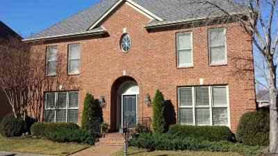Memphis Single Family Home For Sale: 1068 Humphrey Oaks
