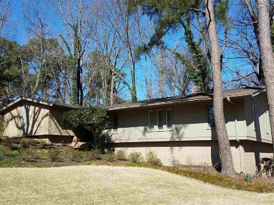 Memphis Single Family Home For Sale: 6690 London