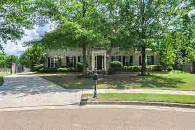 Germantown Single Family Home For Sale: 9255 Forest Estates