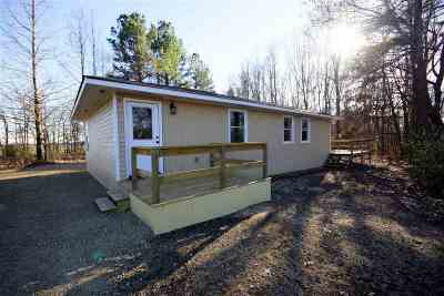 Hickory Valley Single Family Home For Sale: 1900 Lake Hardeman
