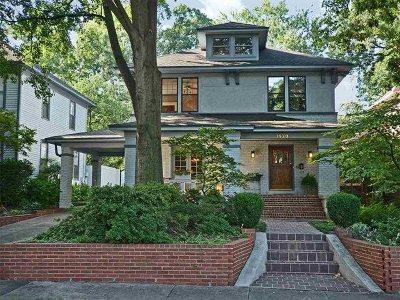 Memphis Single Family Home For Sale: 1479 Carr
