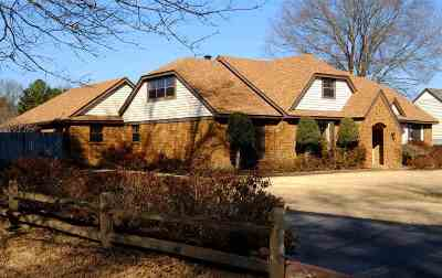 Germantown Single Family Home For Sale: 1459 Stonegate