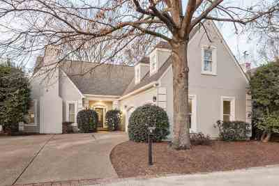 Memphis Single Family Home For Sale: 3282 Windemere