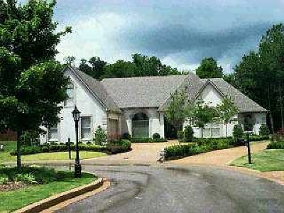 Memphis Single Family Home For Sale: 3198 S Silverwind
