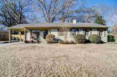Memphis Single Family Home For Sale: 225 Avon