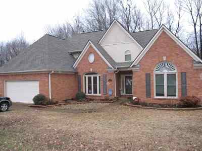 Collierville Single Family Home For Sale: 678 Alexandria