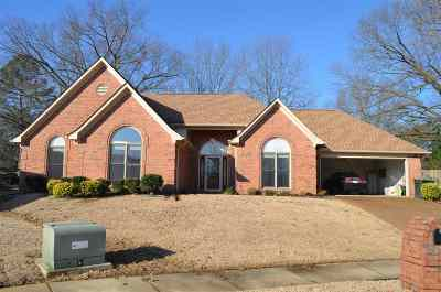 Collierville Condo/Townhouse For Sale: 304 Joel