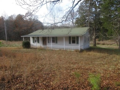 Adamsville Single Family Home For Sale: 8188 Leapwood Enville