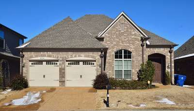 Cordova Single Family Home For Sale: 8516 Woodland Rose