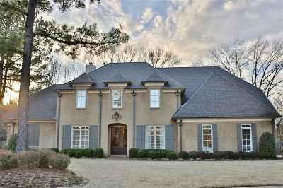 Collierville Single Family Home For Sale: 9995 Bentwood Tree