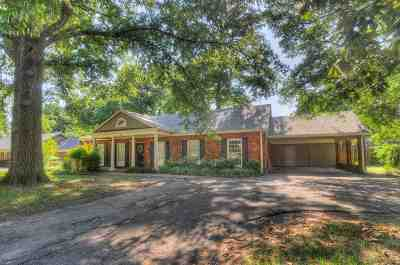 Memphis Single Family Home For Sale: 59 N White Station