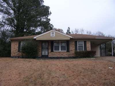 Memphis Single Family Home For Sale: 3666 Denver