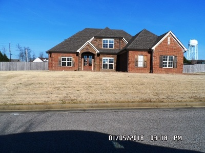Atoka Single Family Home For Sale: 28 Clementine