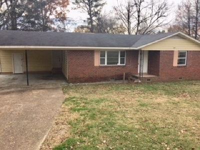 Memphis TN Single Family Home For Sale: $29,999