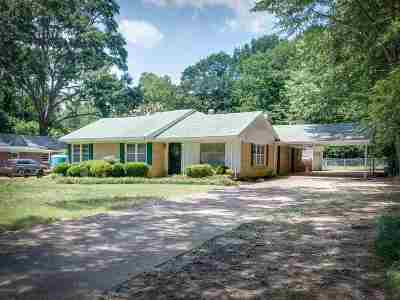 Memphis TN Single Family Home For Sale: $245,000