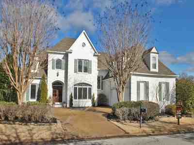 Memphis TN Single Family Home For Sale: $499,000
