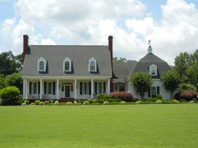 Savannah Single Family Home For Sale: 125 Welch